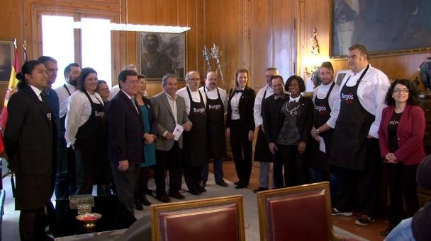 'Burgos Alimenta' elabora hoy un menú degustación en 'Madrid Fusión'