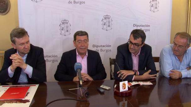 La Diputación apuesta una vez más por la Vuelta Ciclista a España para promocionar Burgos y la provincia