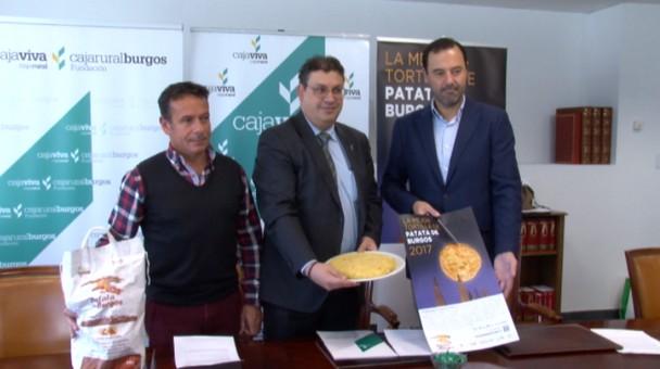 Cajaviva Caja Rural y la Asociación para la defensa y promoción de la Patata firman convenio de colaboración