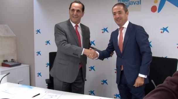 CaixaBank e Iberaval firman convenio para apoyar a las pymes y autónomos facilitando el acceso a la financiación