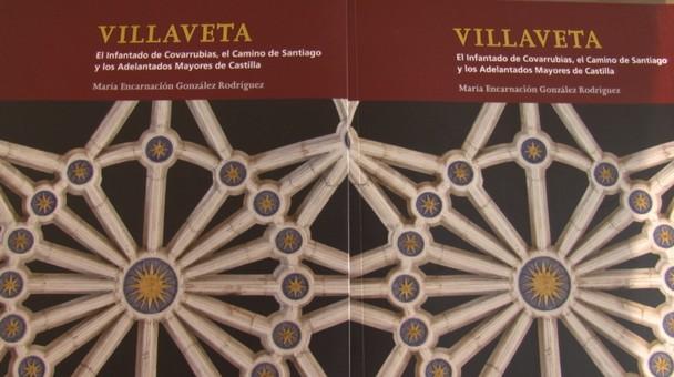 Villaveta se llama el nuevo libro de la escritora burgalesa María Encarnación González