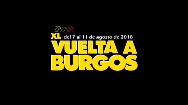 A los pies de la Catedral se da inicio a la XL Vuelta a Burgos