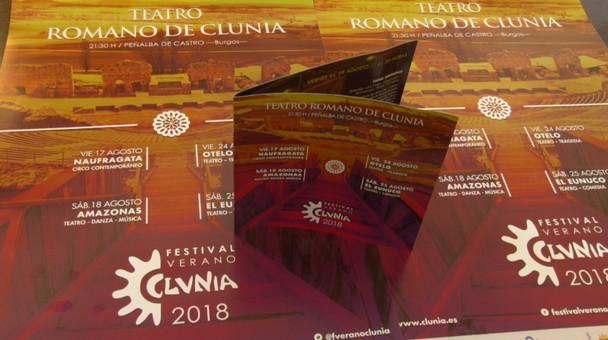 Se presenta la programación de la XII edición del Festival de Verano de Clunia