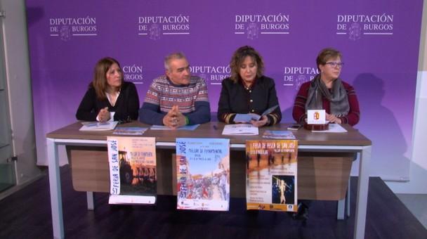 Este fin de semana Melgar de Fernamental acoge la 57 Feria de San José