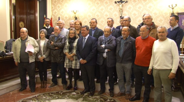 Diputación de Burgos firma convenio Crecemos con 24 ayuntamientos de la provincia