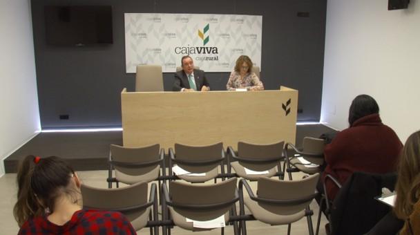 Cajaviva Caja Rural y la Asociación de la Prensa de Burgos renuevan convenio de colaboración