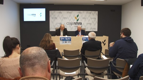 Cajaviva Caja Rural lanza su Lotería de Navidad Solidaria a favor del Banco de Alimentos de Burgos