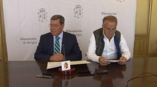 Se presenta en la Diputación la XL edición del Trofeo de Fútbol
