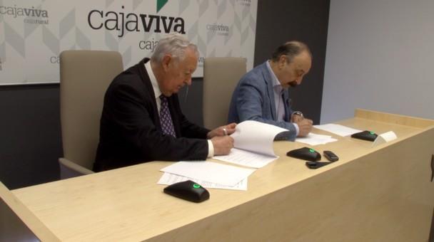 La Unión de Cajas Rurales de CyL y la Federación de Baloncesto de CyL firman convenio de colaboración