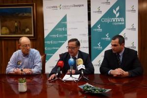 El equipo Rugby Burgos se llamará a partir de ahora UBU-Caja Viva