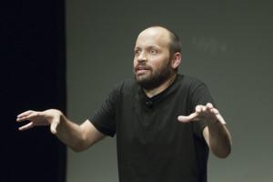 """El MEH acoge """"Ultrashow', monólogo improvisado de Miguel Noguera"""