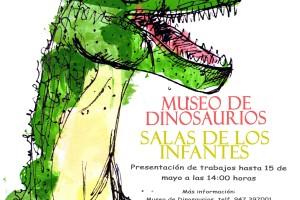 XII Concurso de Postales del Museo de Dinosaurios de Salas de los Infantes