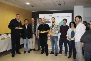 """El Rimbombín y el Romeral ganadores del II Concurso de Tortilla con """"Patata de Burgos"""""""
