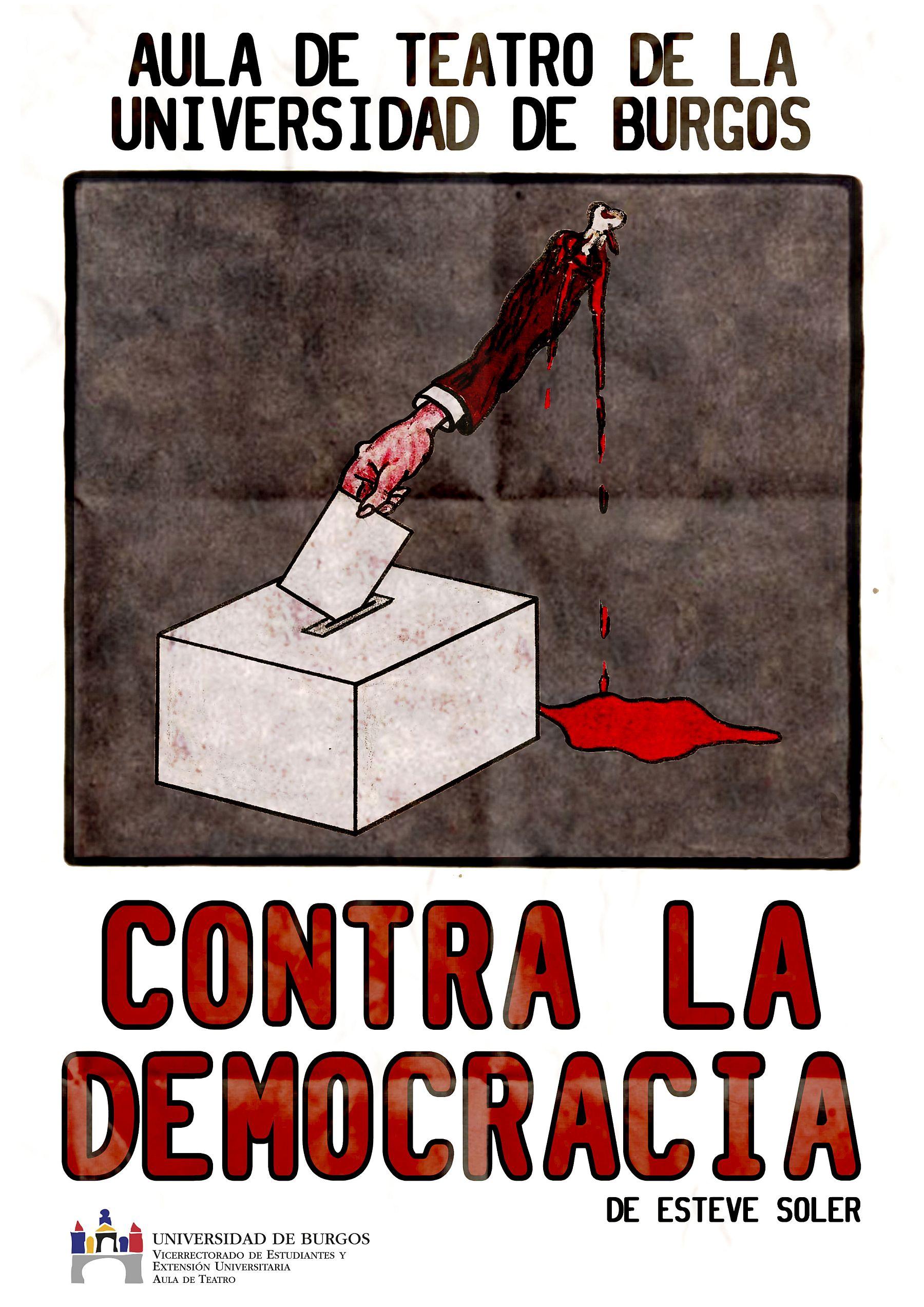 Cartel_Contra la Democracia_2015_