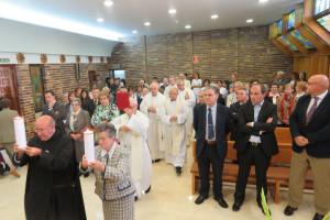 Las Hermanas Hospitalarias finalizan los actos del Centenario de su fundador