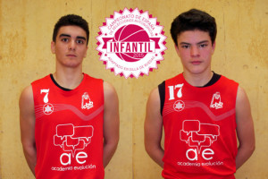 El baloncesto burgalés estará representado en el Campeonato de España Infantil