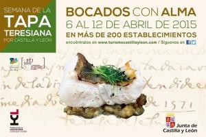 Burgos vuelve a ser gastronómico con la «Semana de la Tapa Teresiana»