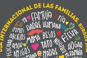 Burgos celebra el X Aniversario del Día de las Familias