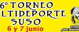 Llega el VI Torneo Multideporte Suso para niños de primaria