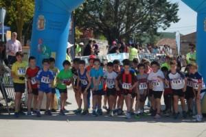 200 escolares participan en el duatlón de Vivar del Cid