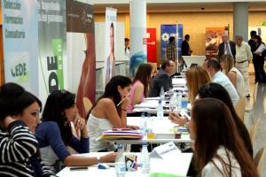 El XIV Foro de Empleo de la Universidad de Burgos recogió 6.759 currículum vitae