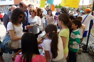 225 alumnos participaron en la Feria Pequeños Emprendedores de Fundación Caja Rural