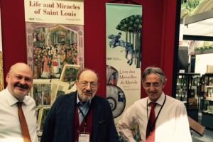 El Museo del Libro Fadrique de Basilea y Siloé estará presente en la Feria del Libro de Madrid