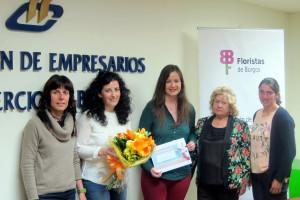 FLOJABUR entrega los premios de la Fiesta de las Flores de Burgos 2015