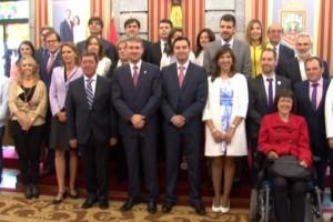 El PP y el Partido Socialista firman un acuerdo que logra se aprueben los presupuestos municipales del año 2017