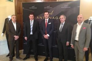 La empresa Antonaga, premio PYME del año en España