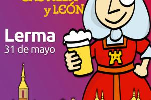 Lerma acoge la III Feria de la Cerveza Artesana de Castilla y León