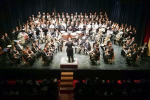 El Teatro Principal acoge el último concierto del I Ciclo de Bandas de Música de Burgos