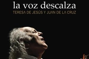 Amancio Prada ofrece un recital a partir de versos de Santa Teresa y San Juan de la Cruz