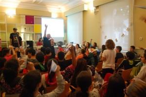 El Instituto Castellano y Leonés de la Lengua acerca la poesía de Jaime Gil de Biedma a los jóvenes
