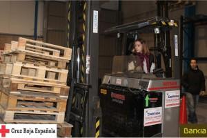 Cruz Roja Española en Burgos realiza formación en búsqueda de empleo