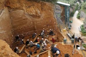 Davinia Moreno realiza la Primera datación sistemática del yacimiento de Gran Dolina