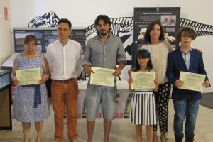 El Museo de los Dinosaurios premia a los ganadores del XII Concurso de Postales