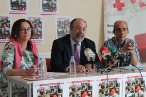 Cruz Roja presenta la Memoria de Acción 2014