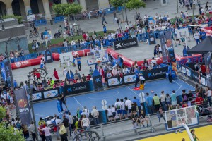 Llega a Burgos el Plaza 3×3 organizado por la FEB