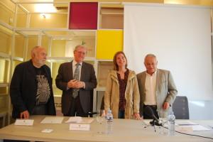 El instituto de la lengua presenta las reuniones de trabajo sobre el 'Becerro gótico de Cardeña'