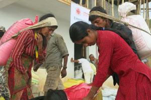 Cáritas Burgos continua enviando ayuda a Nepal