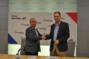 Caja Círculo-Grupo Ibercaja y FAE renuevan su convenio de colaboración