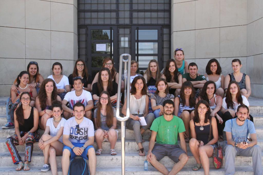 2015-07-02 Becas proyecto cooperación