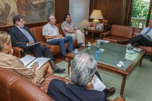 El Consejo del Diálogo Social centrará sus esfuerzos en el empleo, la economía y el ámbito social