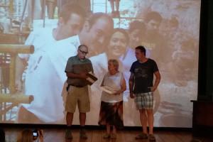 El Equipo de Investigación de Atapuerca y la Fundación Atapuerca rindieron homenaje a Jaume Guiu