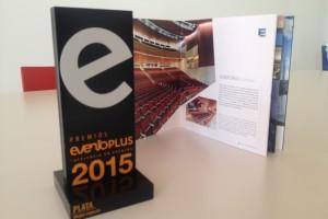 El Fórum consigue el segundo premio a mejor espacio para eventos de España