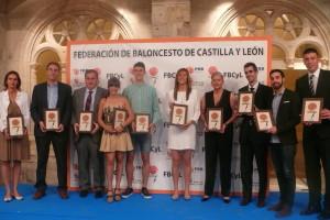 El baloncesto premia a los mejores de Castilla y León