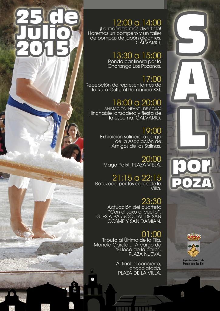 SALPORPOZA2015CARTEL