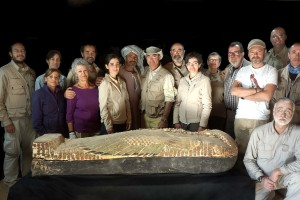 El  MEH proyecta 'El Proyecto Djehuty: entre momias, tumbas y jeroglíficos'