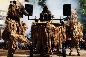 'Los osos del Pirineo' abren los espectáculos teatrales en el  MEH